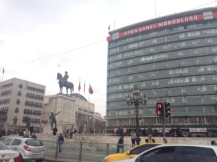 Victory Monument (referencing the Turkish War of Independence)