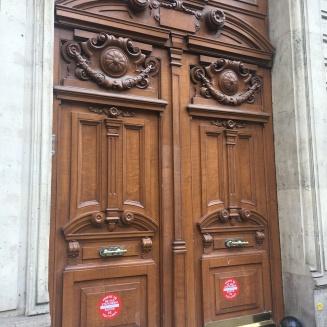 Such a majestic door.