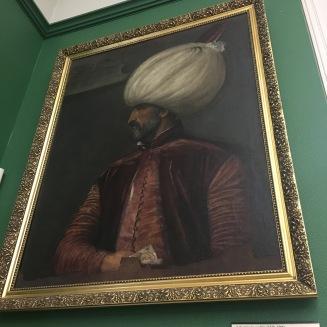Found a Turk!