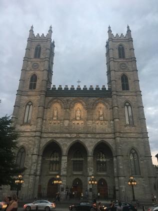 The Notre Dame Basilica