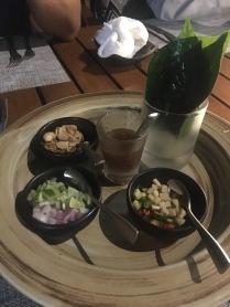 Thai starter dish