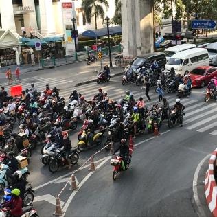SO MANY MOTORBIKES
