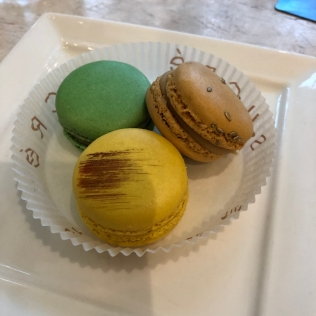 Macarons from Sucre