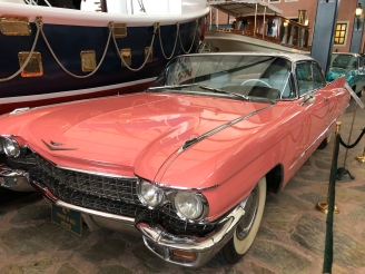 My favorite, the 1960 Cadillac