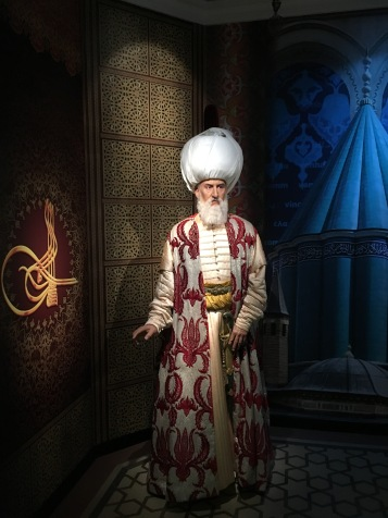 Suleiman the Magnificent, the longest reigning sultan of the Ottoman Empire